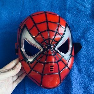 Spiderman Mask with Lighted Eyes